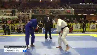 TAINAN DALPRA COSTA vs RONALDO PEREIRA DE SOUZA JÚNIOR 2021 Pan Jiu-Jitsu IBJJF Championship
