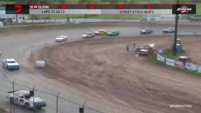 Full Replay | Creek Classic Saturday at 141 Speedway 9/25/21