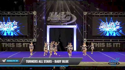Turners All Stars - Baby Blue [2021 L1 Tiny - D2 Day 1] 2021 The U.S. Finals: Ocean City