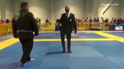 MICHAEL MARTIN SALGADO vs JOSHUA MANJARREZ 2021 American National IBJJF Jiu-Jitsu Championship