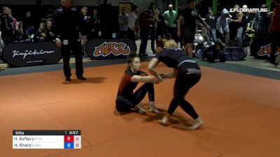 Heather Raftery vs Hannah Sharp 2019 ADCC North American Trials