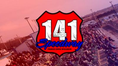 Full Replay | King of the Creek Thursday at 141 Speedway 7/22/21
