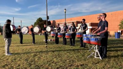In The Lot: Timpview Warms Up @ BOA Utah