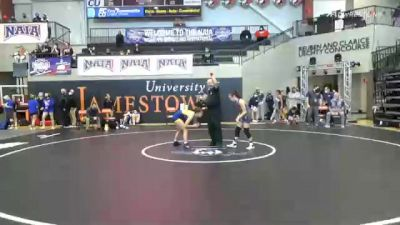 101 lbs Prelims - Whitley Blake, Indiana Tech vs Madison Brown, Texas Wesleyan