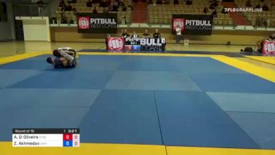 Replay: Mat 3 - 2021 ADCC Europe, Middle East & Africa Trial | Sep 18 @ 6 PM