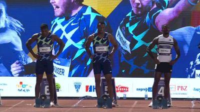 Men's 100m - Marvin Bracy Runs 9.86, Just Misses Bolt's Meet Record