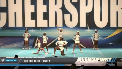 Queens Elite - Unity [2021 L1 Youth - D2 Day 1] 2021 CHEERSPORT: Charlotte Grand Championship