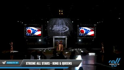 Xtreme All Stars - King & Queens [2021 L4.2 Senior Coed Day 2] 2021 The U.S. Finals: Louisville