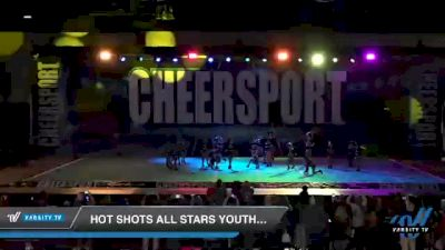 Hot Shots All Stars Youth Milky Ways [2021 Youth 1.1 Prep D2] 2021 CHEERSPORT: Atlanta Grand Championship