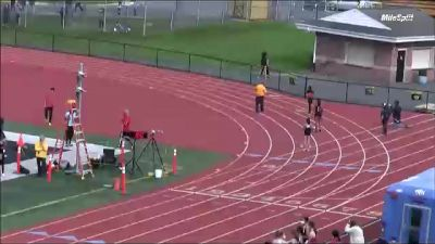 High School Girls' Sprint Medley Relay Novice, Finals 1