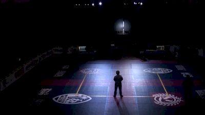 Felipe Pena vs Joshua Jerome 2018 Marianas Open