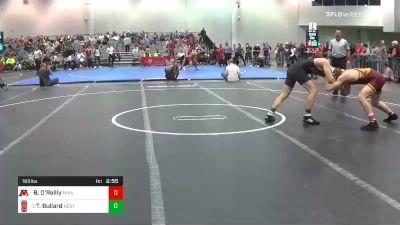 165 lbs Consolation - Bailee O'Reilly, Minnesota vs Thomas Bullard, NC State