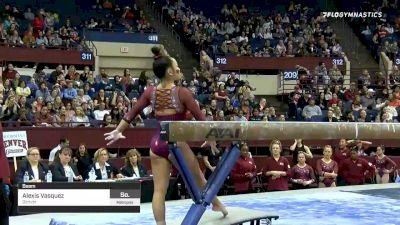 Alexis Vasquez - Beam, Denver - 2020 Metroplex Challenge