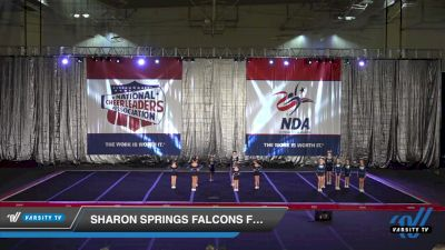 Sharon Springs Falcons Falcons [2021 L1.1 Youth - PREP] 2021 NCA Atlanta Classic DI & DII