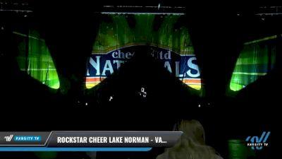 Rockstar Cheer - Van Halen [2021 L4 Senior Coed Day 1] 2021 Cheer Ltd Nationals at CANAM