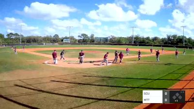 Marietta vs. Susquehanna - 2020 Snowbird Baseball