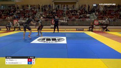 Manuel Pilato vs Arkadiusz Zurakowski 2019 2nd ADCC European Trials