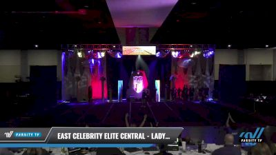 East Celebrity Elite Central - LADY STEEL [2021 L4 Senior - Small Day 2] 2021 Queen of the Nile: Richmond