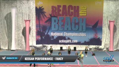 Keegan Performance - Fancy [2021 L1 Tiny - Novice - Restrictions] 2021 Reach the Beach Daytona National