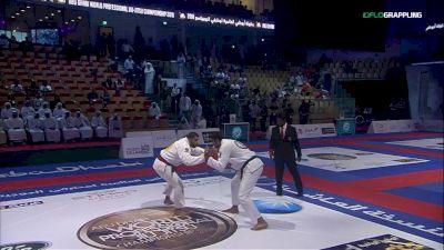 Fabio Martins vs Alexandre Odebrecht 2018 Abu Dhabi World Pro