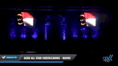 Aero All Star Cheerleading - Havoc [2021 L1 Youth - D2 Day 1] 2021 The U.S. Finals: Myrtle Beach