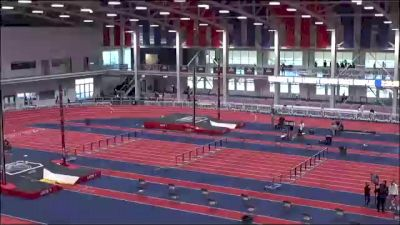 Full Replay - VHSL Indoor Championships | Class 1-2 - Pole Vault - Mar 3, 2021 at 1:29 PM CST