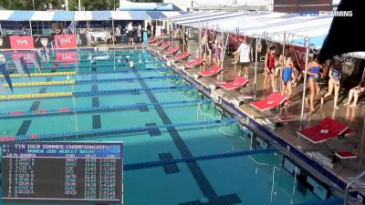 ISCA Summer Sr Championship Meet - Day 3, Session 1
