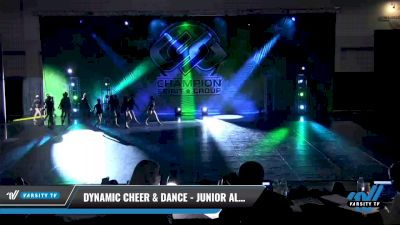 Dynamic Cheer & Dance - Junior All Stars [2021 Junior - Jazz - Small Day 2] 2021 CSG Dance Nationals