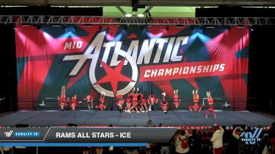 RAMS All Stars - ICE [2020 L4 Junior - D2 - Small Day 1] 2020 Mid-Atlantic Championships