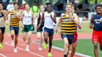 Full Replay: GHSA Outdoor Champs | 1A Private-2A-7A - May 15 (Part 2)