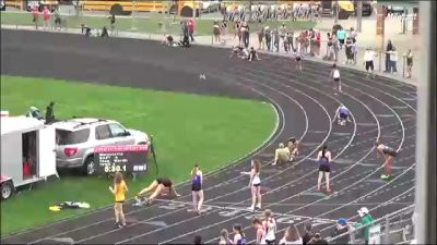 High School Girls' 4x400m Relay, Finals 2