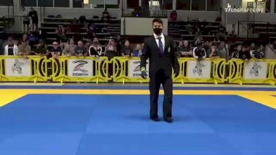 STEWART WHITTAKER RAMEY vs JOSHUA YE-WON HAHM 2021 Pan IBJJF Jiu-Jitsu No-Gi Championship