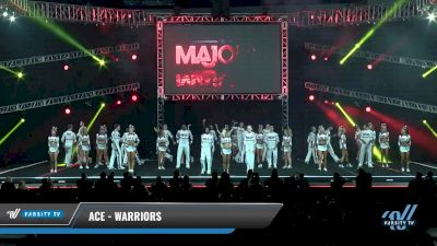 ACE - Warriors [2018 Large Coed 5 Day 1] The Majors