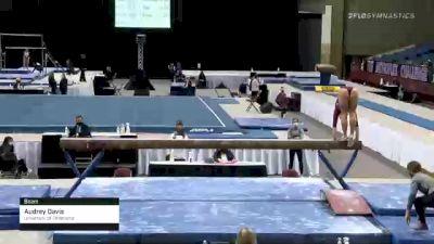 Audrey Davis - Beam, University of Oklahoma - 2021 Metroplex Challenge