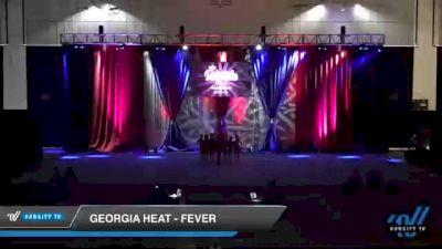 Georgia Heat - Fever [2021 L1 Mini - D2 Day 1] 2021 The American Royale DI & DII