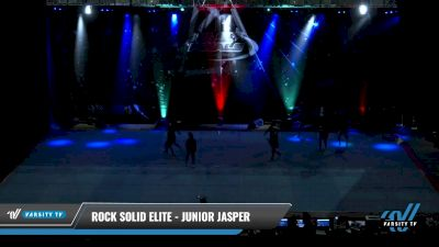 Rock Solid Elite - Junior Jasper [2021 L1.1 Junior - PREP Day 2] 2021 The U.S. Finals: Pensacola