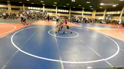 65 lbs Round Of 16 - Laird Padilla, Fcahi vs Ethan Poe, Silverback WC