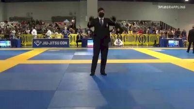 GABRIEL CERA vs MARCUS WILSON 2021 American National IBJJF Jiu-Jitsu Championship