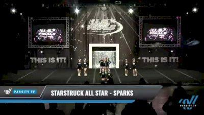 Starstruck All Star - Sparks [2021 L1.1 Mini - PREP Day 1] 2021 The U.S. Finals: Kansas City