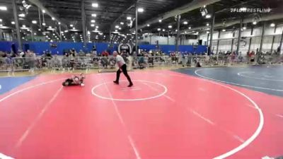 80 lbs Rr Rnd 2 - Eli Ogle, Elite Athletic Club vs Austin Brown, Missouri Avengers