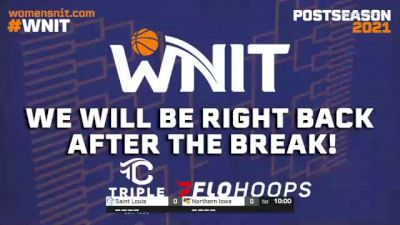 Northern Iowa vs. Saint Louis - 2021 WNIT - Round 3, Rockford Regional