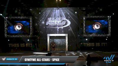 GymTyme All-Stars - Spice [2021 L1 Mini - Novice Day 1] 2021 The U.S. Finals: Louisville