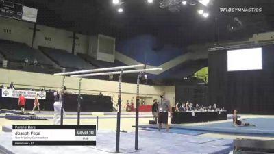 Joseph Pepe - Parallel Bars, North Valley Gymnastics - 2021 USA Gymnastics Development Program National Championships