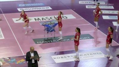 Full Replay - Millenium Brescia vs Busto Arsizio - Brescia vs Busto Arsizio
