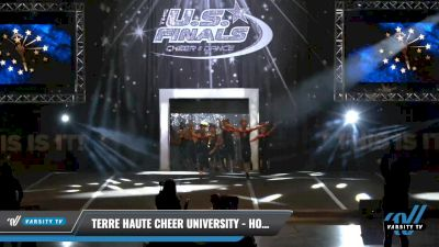 Terre Haute Cheer University - HOT TAMALES [2021 L2.2 Youth - PREP Day 1] 2021 The U.S. Finals: Louisville