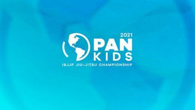 Replay: Mat 2 - 2021 Pan Kids Jiu-Jitsu IBJJF Championship | Jul 25 @ 9 AM