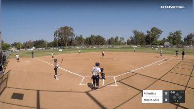 Athletics vs. Magic Gold - Field 2