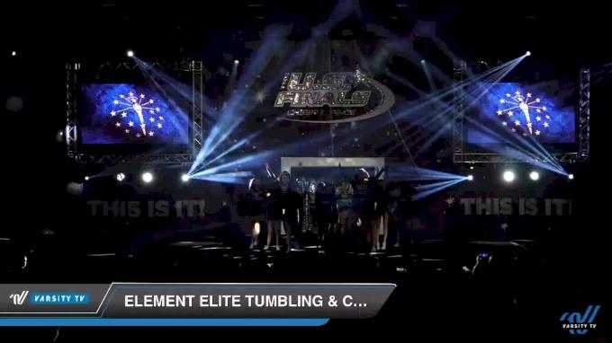 Element Elite Tumbling & Cheer - Senior Gold [2019 Senior