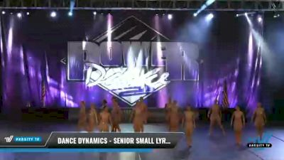 Dance Dynamics - Senior Small Lyrical [2021 Senior - Contemporary/Lyrical - Small Day 2] 2021 ACP Power Dance Nationals & TX State Championship