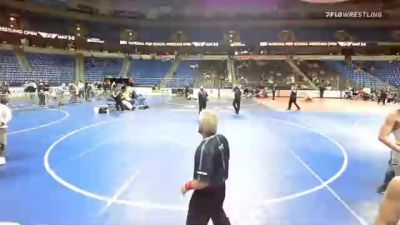 160 lbs 5th Place - Colby Isabelle, Pennsylvania vs Magnus Frable, Pennsylvania